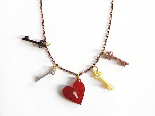 Polyamory Necklace