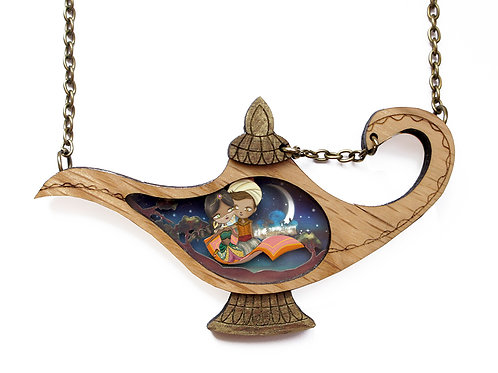 Aladdin necklace
