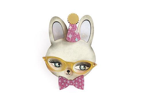 Little Bunny Brooch