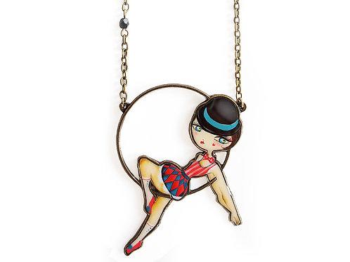 Aero Acrobat Necklace