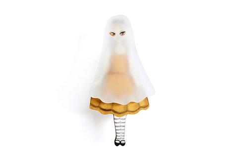 Broche Chica Fantasma
