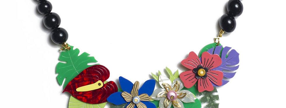 Collar Flores