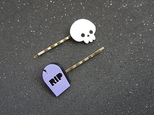 Death Hairpins