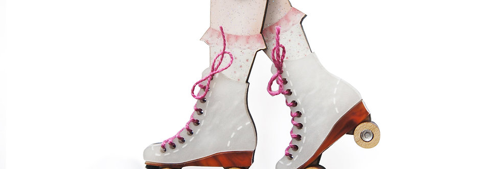 Broche Patines