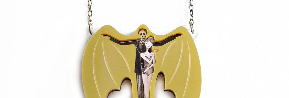 El murciélago dorado