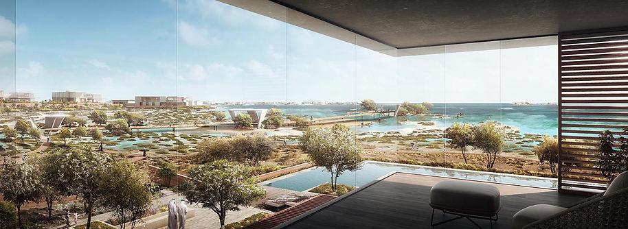 ArchitecturalVisualisation-JubailIsland