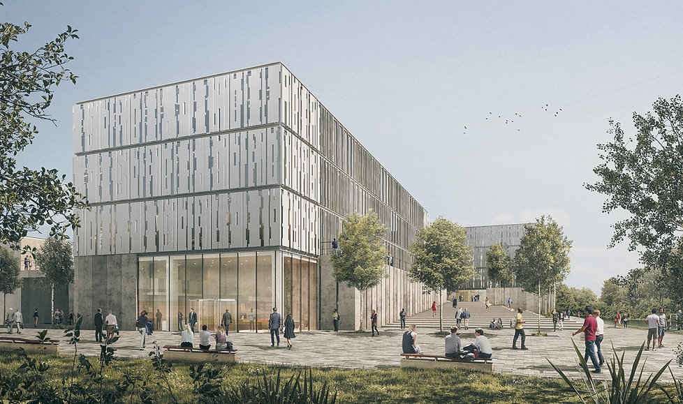 OxfordSciencePark-ArchitecturalVisualisation-PerkinsWill