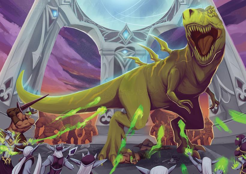 Warcraft Legion Suesh