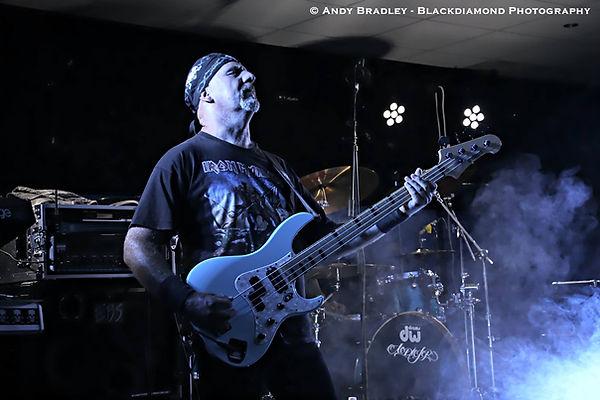 Pete Hagan | Bass | Rainbow Rising