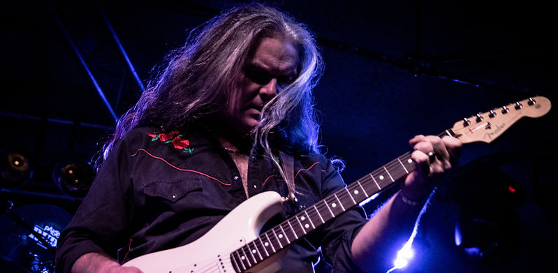 Rainbow Rising | Barry Sharples | Lead Guitar