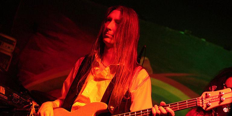 Steve Taylor | Bass Guitar