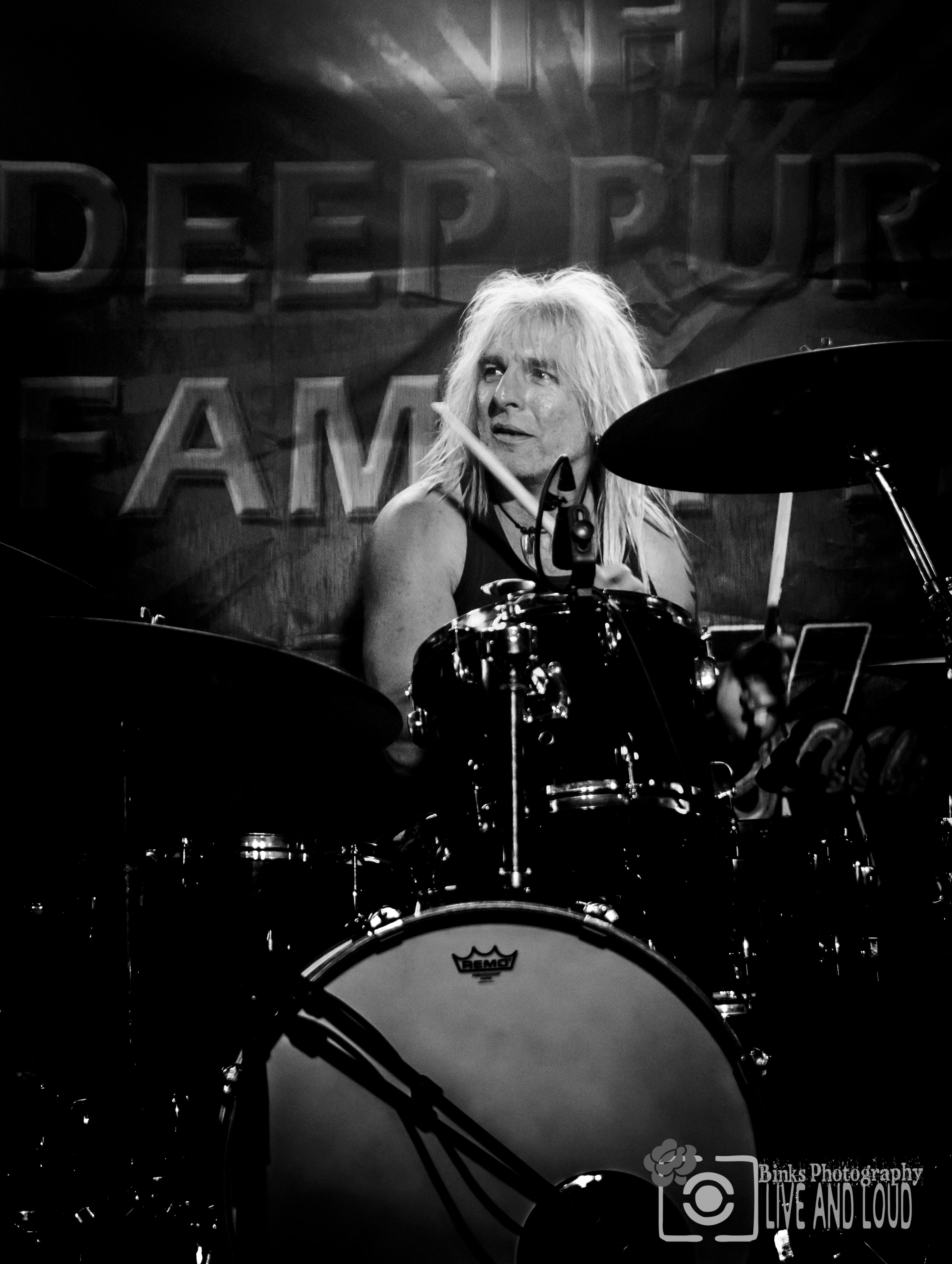 Mick Rice | Drums