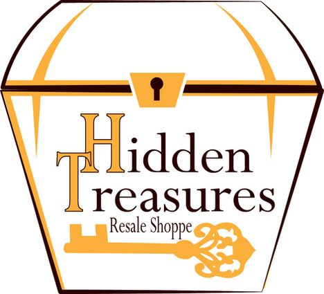 Hidden Treasures Resale Shoppe Logo