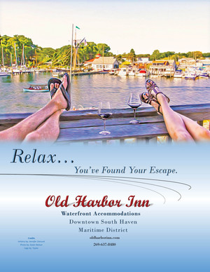 Old Harbor Inn Ad