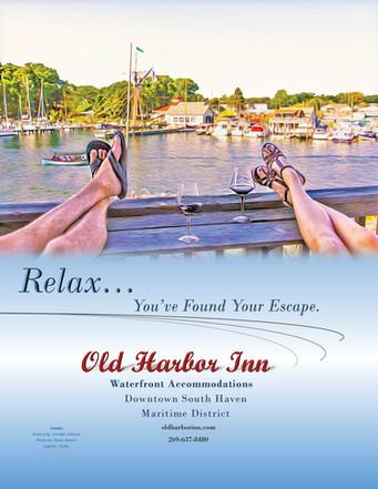 Old Harbor Inn Ad