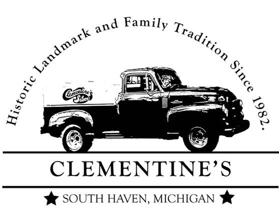 Clementine's T-shirt Design
