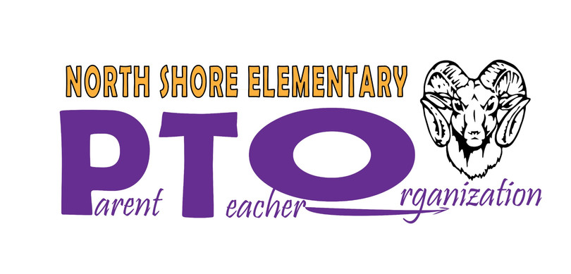 North Shore Elementary Parent Teacher Organization Logo
