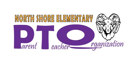 North Shore Elementary Parent Teacher Organization Logo