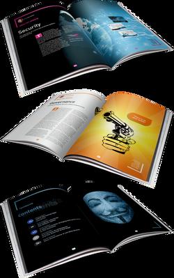 Computer services magazine