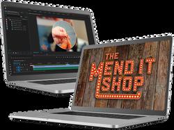The Mend It Shop