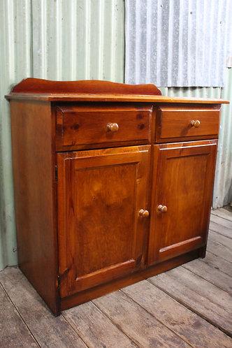 A Victorian Style Side Cabinet - Sideboard - Dresser