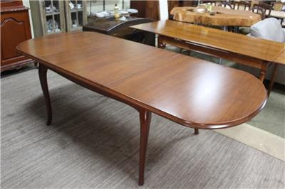 A Vintage Mahogany Extension Dining Table 2.4 m