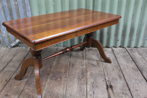 A Vintage Blackwood Side Table - Coffee Table - Occasional Table