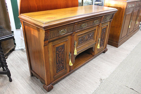 A Stunning Art Nouveau Sideboard Buffet c.1900's *FREE DELIVERY *T&C'
