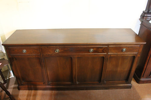 A Retro Chiswell Mid Century Teak Danish Style Sideboard Buffet