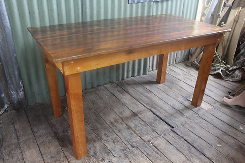 A Great Rustic Table with Old Recylced Timber *FREE DELIVERY *T&C's Apply