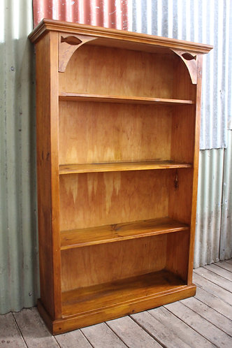A Rustic Vintage Bookshelf - Bookshelves - Bookcase *FREE DELIVERY *T&C's