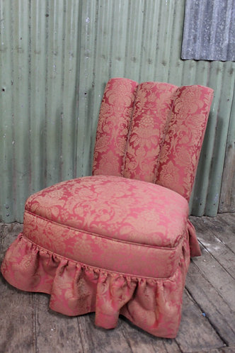 A Gorgeous Vintage Bedroom Chair VGC