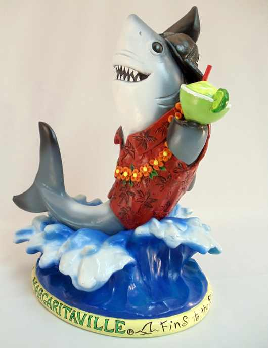 Resin Casting Product-Margaritaville
