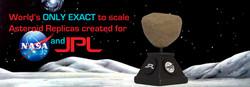 NASA / JPL - Asteriod Replicas