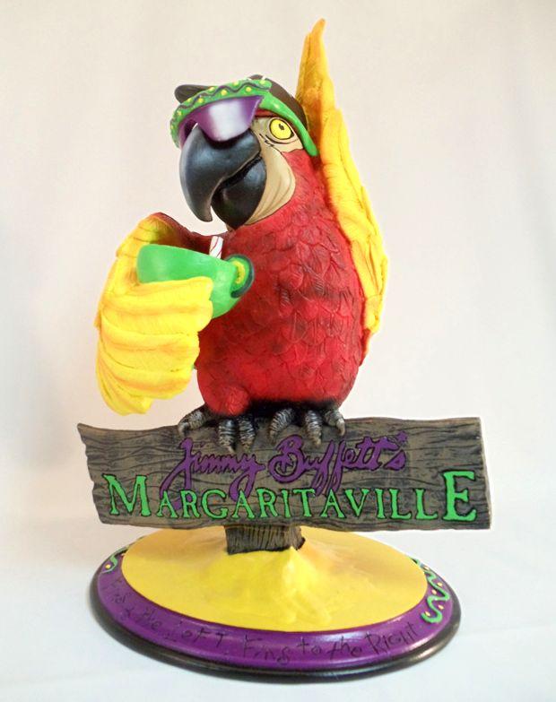 Margaritaville - Parrot