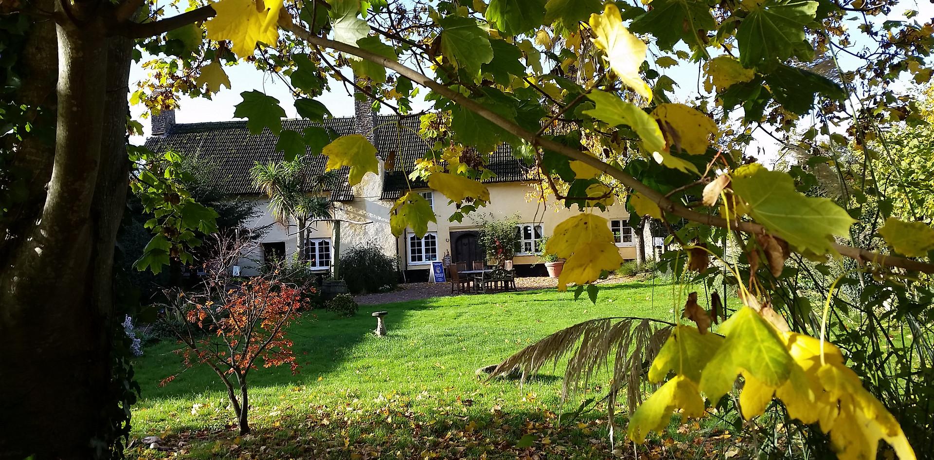 West Lynch Farmhouse, Exmoor