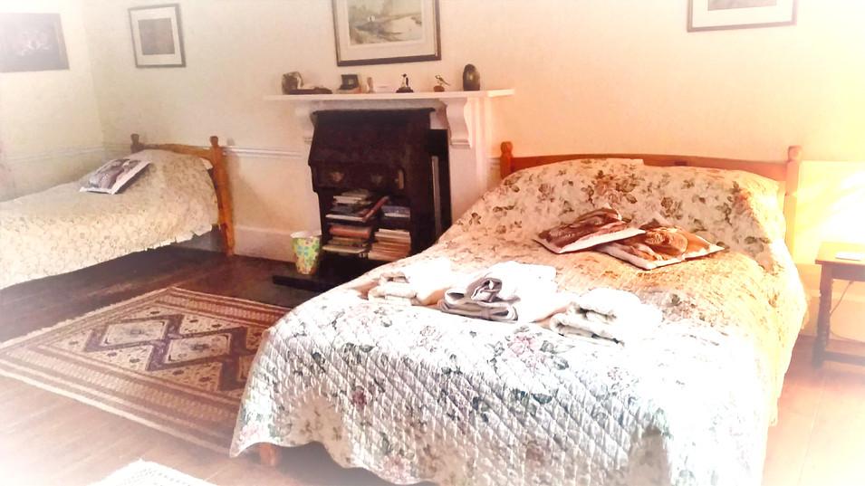 Otters Holt Family Bedroom