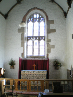 Chapel Of Ease, Bossington