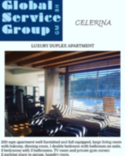 Amazing Duplex only for rent in Celerina