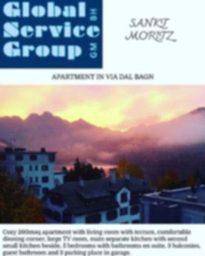 Apartment for sale in St. Moritz._Visit