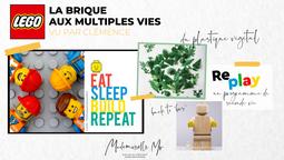 [Cas de marque] LEGO : LA BRIQUE AUX MULTIPLES VIES