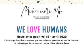 WE LOVE HUMANS #5
