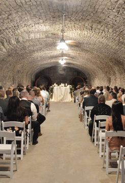 Cellar Wedding