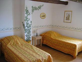 Gîte de l'Ortiguière une chambre