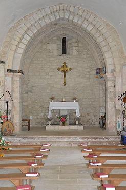 La chapelle del'Ortiguière à Reves du Bion