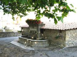 fontaine de revest du bion
