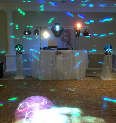 Large 'Satin' Themed Wedding