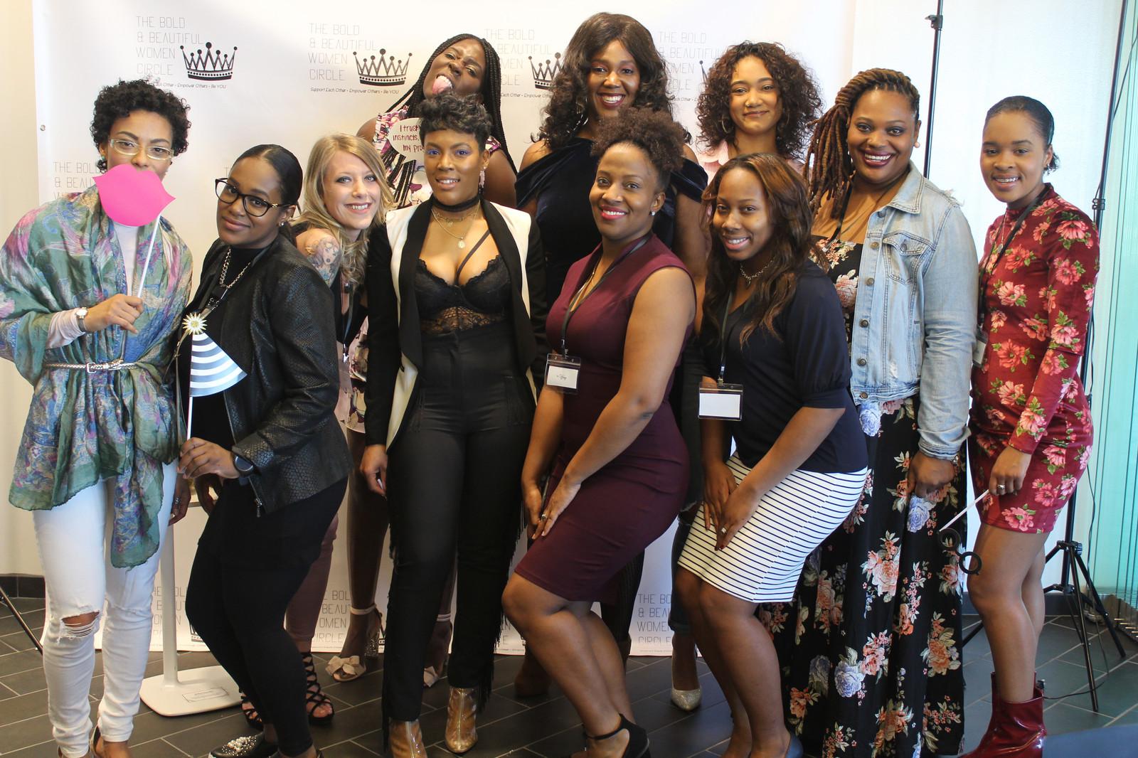 f9a4e9038b The Bold   Beautiful Women Circle