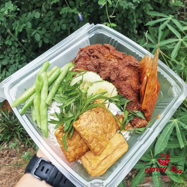 Mass Prepacked Meal