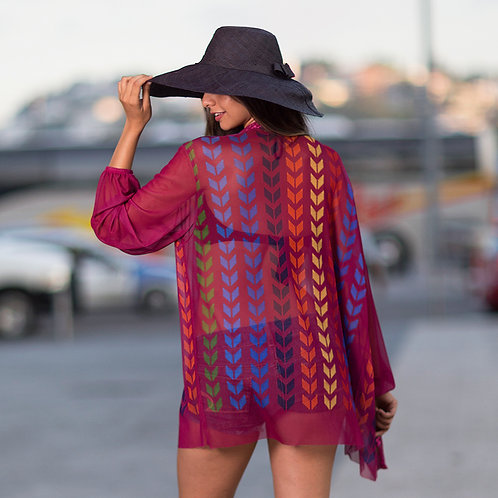 Nicte Cover Up Tunic